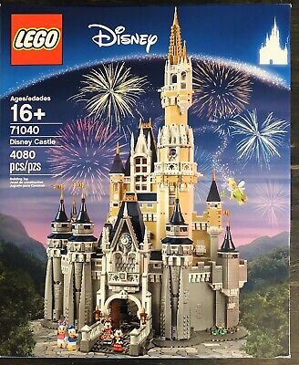 NEW - LEGO Disney Princess The Disney Castle (71040) - Free shipping