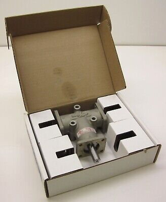 Andantex R3203m Anglgear Right Angle Gearbox 11 Metric