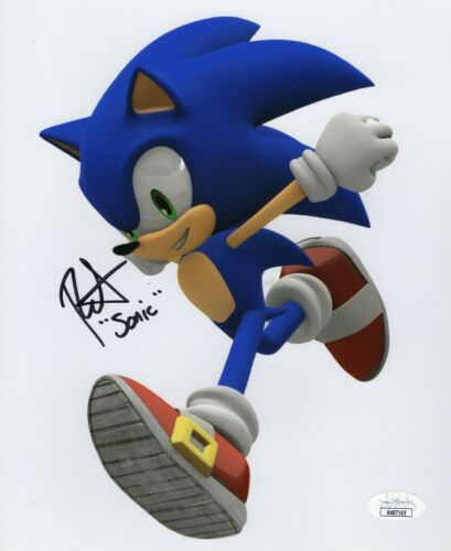 Roger Craig Smith Autograph Signed 8x10 Photo - Sonic the Hedgehog (JSA COA)