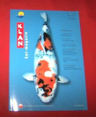 Klan Koi Magazin 2004 Nr  4 , 12. Jahrgang , Internationales Nishikigoi Magazin