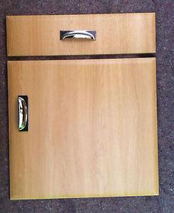 light oak kitchen unit cabinet cupboard doors to fits