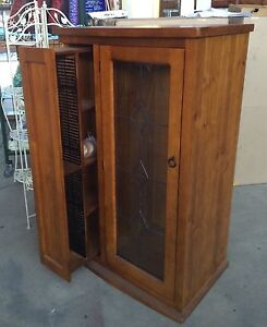 Tv audio unit. Solid Pine Timber Busselton Busselton Area Preview