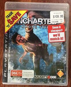 PlayStation 3 game Uncharted 2 Belmont Geelong City Preview