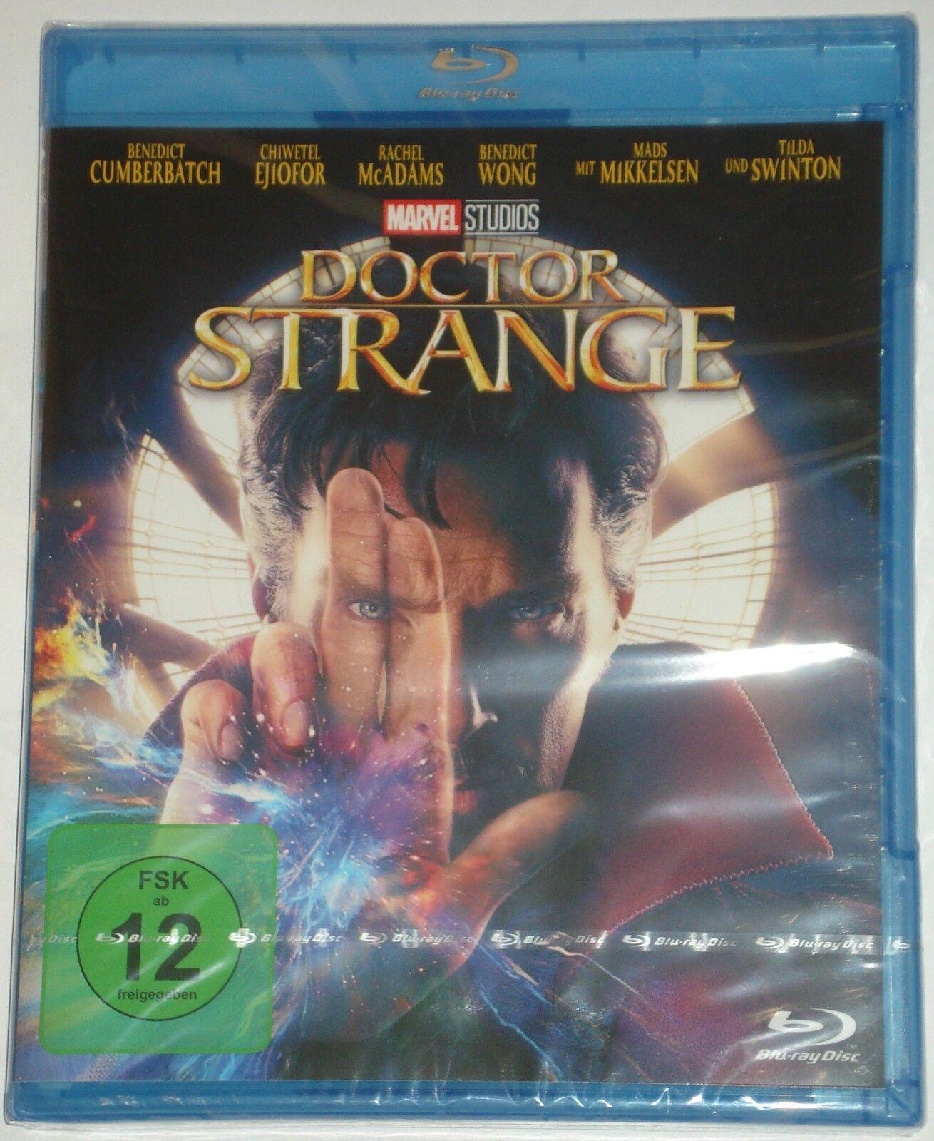 Doctor Strange  Blu-ray Marvel NEU OVP