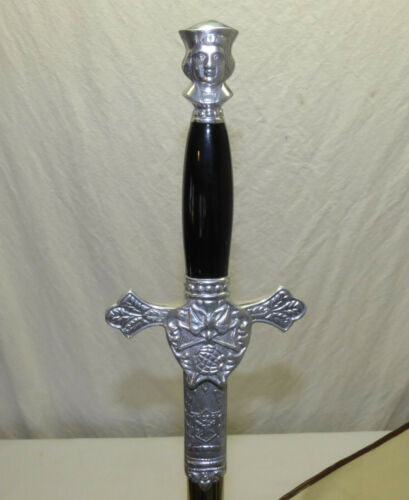 Vintage Knights of Columbus K of C Dress Sword Fraternal by Lynch & Kelly