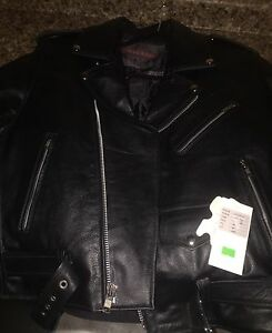 Cycle Angel Fire Motorcycle Jacket For Men