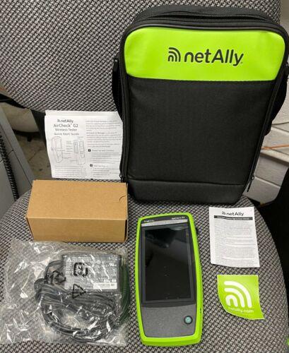 NetAlly AirCheck G2 Wireless Tester Kit, Wi-Fi Tester AIRCHECK-G2-KIT