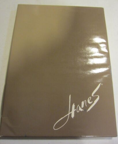 Vintage HANES Nylons 2  Pair Size  M South Pacific