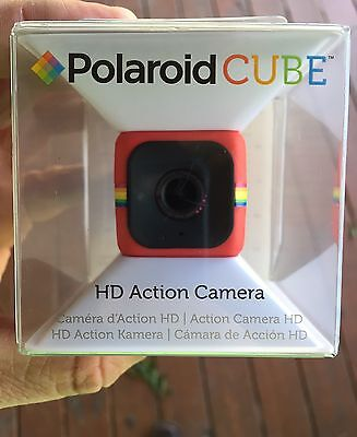 Polaroid Cube action cam off road jeep gsxr atv motorcycle skater