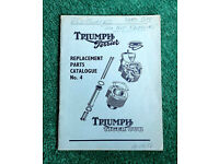 Triumph complete gasket set T20  199 200 Tiger Cub 1960 61 62 63 64 65 66 67 68