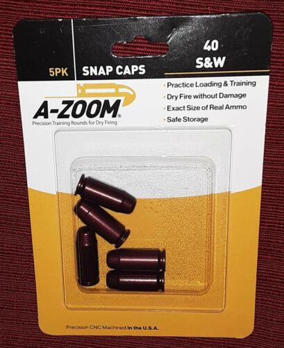 Lyman A-Zoom .40 S&W Aluminum Snap Caps