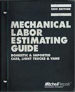 Mitchell Labor Guide