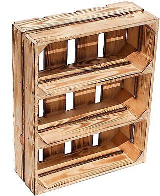 holzkiste mit lederbeschlagen schatzkiste dunkelbraun. Black Bedroom Furniture Sets. Home Design Ideas