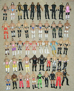WWE-MATTEL-ELITE-BASIC-WRESTLING-ACTION-SERIES-FIGURE-SUPERSTARS-WRESTLERS-TNA