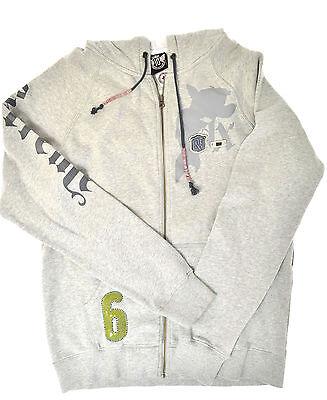 AIRFORCE - Sweatshirt Jacke grau Gr. XL  Neu ohne Etikett Air Force-sweatshirt