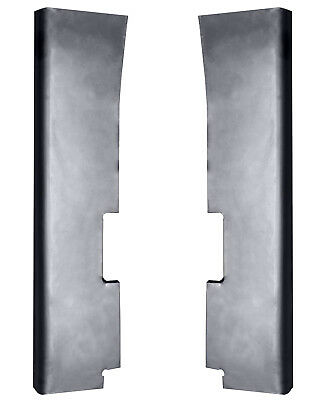 1935 1936 Ford Car Steel Running Board Set   Fits all Models NEW PAIR