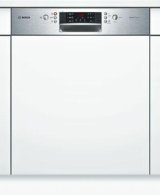 Bosch SMI46IS03E Einbau-Geschirrspüler integrierbar Reinigen Trocknen