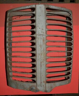 Case Vac Vai Va Grille Nose Cone Sandblasted And Welded