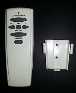 Hampton Bay Ceiling Fan Reverse Remote Control UC7078T
