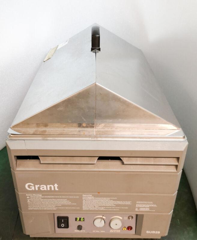 12208 Grant Unstirred Water Bath Sub28