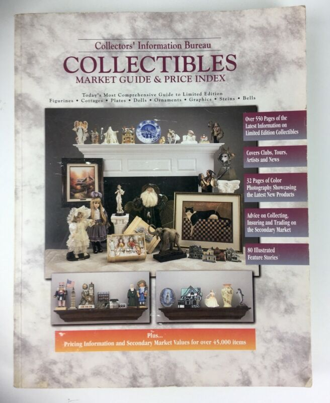 Collectibles Market Guide & Price Index 13Th Edition 1995