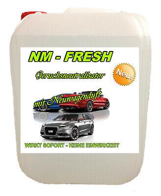 5 L Neuwagenduft Geruchsvernichter Geruchsentferner Geruchskiller Lufterfrischer