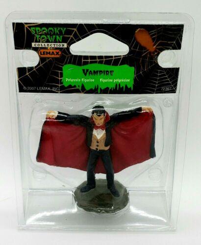 Lemax Spooky Town Vampire #72367