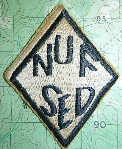 NUF SED - Patch - ROLLING THUNDER HANOI BOMBING - USAF - Vietnam War - 9247