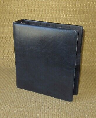Classic Franklin Coveyquest Blue Durable 1.5 Rings Open Plannerbinder