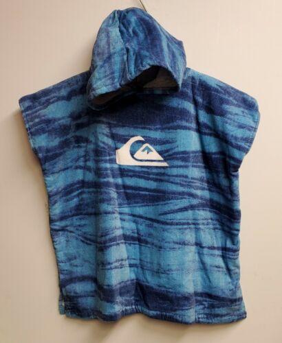 QUIKSILVER KIDS HOODY Towel - BGC0 - One Size - NWT