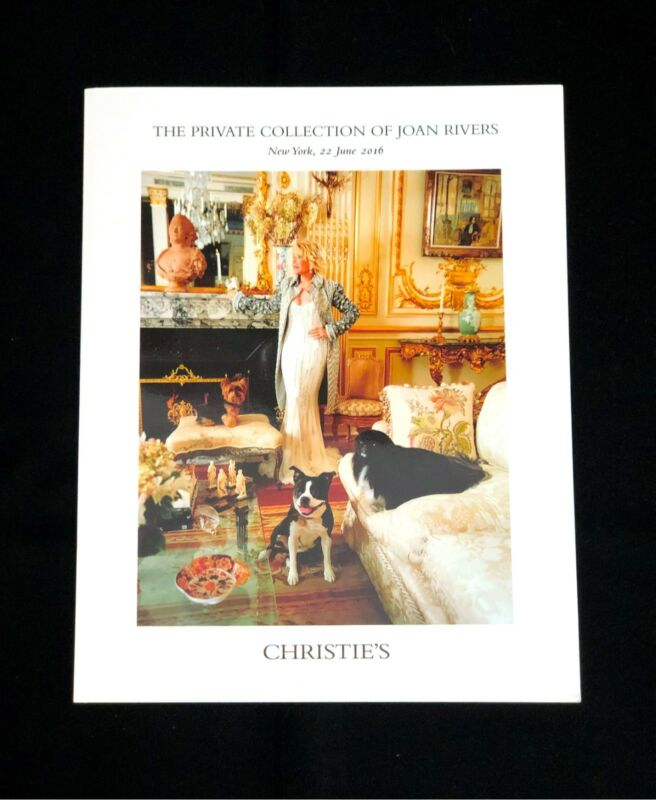 The Private Collection of Joan Rivers Catalog