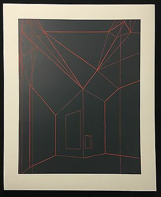 Silke Schatz, Köln St. Gertrud, Farbkunststoffdruck, 2007, handsigniert