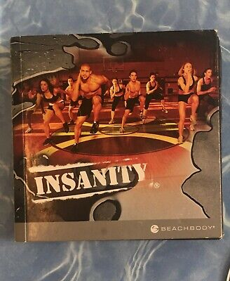 Beachbody Insanity Set Replacement DVD's - 10 to Choose