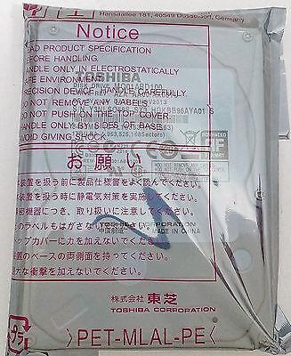 """Lot Of 5 Toshiba Slim 9.5mm 1 Tb,5400rpm,sata2,2.5"""" Mq01a..."""