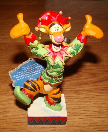 Disney Traditions by Jim Shore - TIGGER, EXTATIC ELF (6008983) Winnie the Pooh