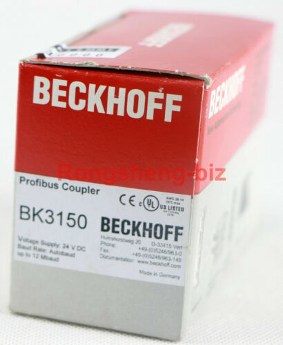 One NEW BECKHOFF BK3150 IN BOX