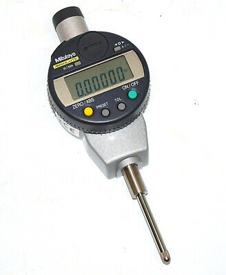 Mitutoyo Digimatic 543-452b Digital Indicator 0-1 X .00005 .001mm Like Nu