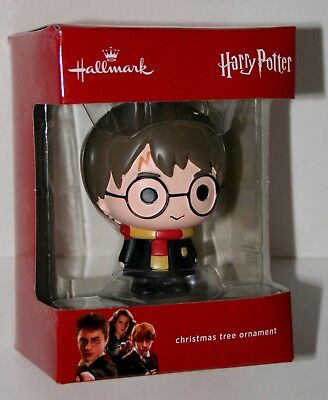Hallmark WB Harry Potter Movie Christmas Tree Ornament 2016 New NOS With Scar for sale  Shipping to Canada