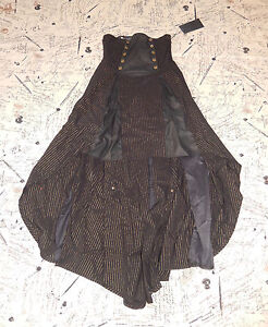 Black High Waisted Skirt Long | eBay