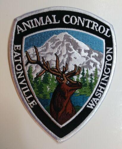 Eatonville, Washington Animal Control patch #2