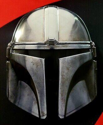 2020 Star Wars The Mandalorian Season 1 Collectors Helmet Tin