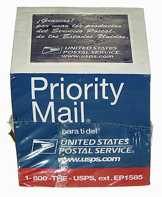 USPS UNITED STATES POSTAL SERVICE PRIORITY MAIL TEAR-OFF NOTE PAD CUBE PAPER NEW