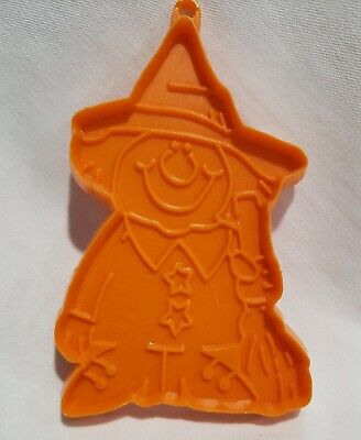 Vintage Hallmark Halloween Orange Witch Cookie Cutter