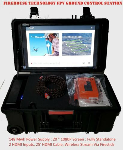 Drone FPV Ground Control Station DJI Inspire Mavic Matrice Autel Parrot Screen