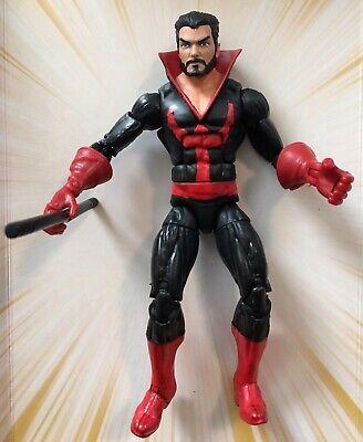Marvel Legends CUSTOM BLACK TOM - X-men Juggernaut Banshee rogue mystique storm