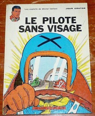Michel Vaillant : Le pilote sans visage