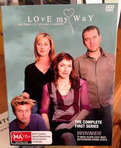 Love My Way The complete first season Cameron Park Lake Macquarie Area Preview