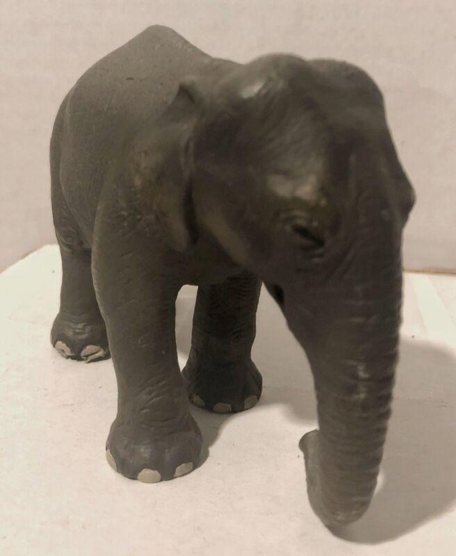 Decorative Schleich Elephant Figurine Statue