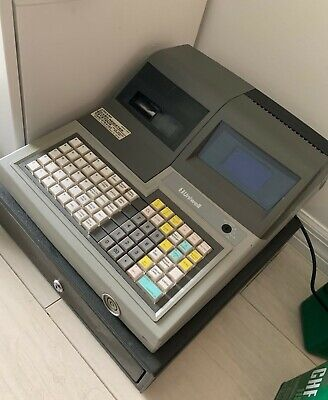 Durable Cash Register Ex-500 Series 05 Type With Manual Keys Included