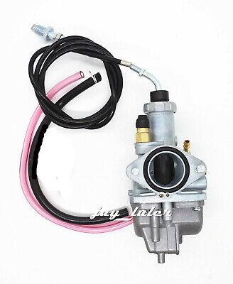 Carburetor W/ Throttle Cable for Yamaha Tri Moto 225